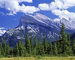 """Mount Rundle"""